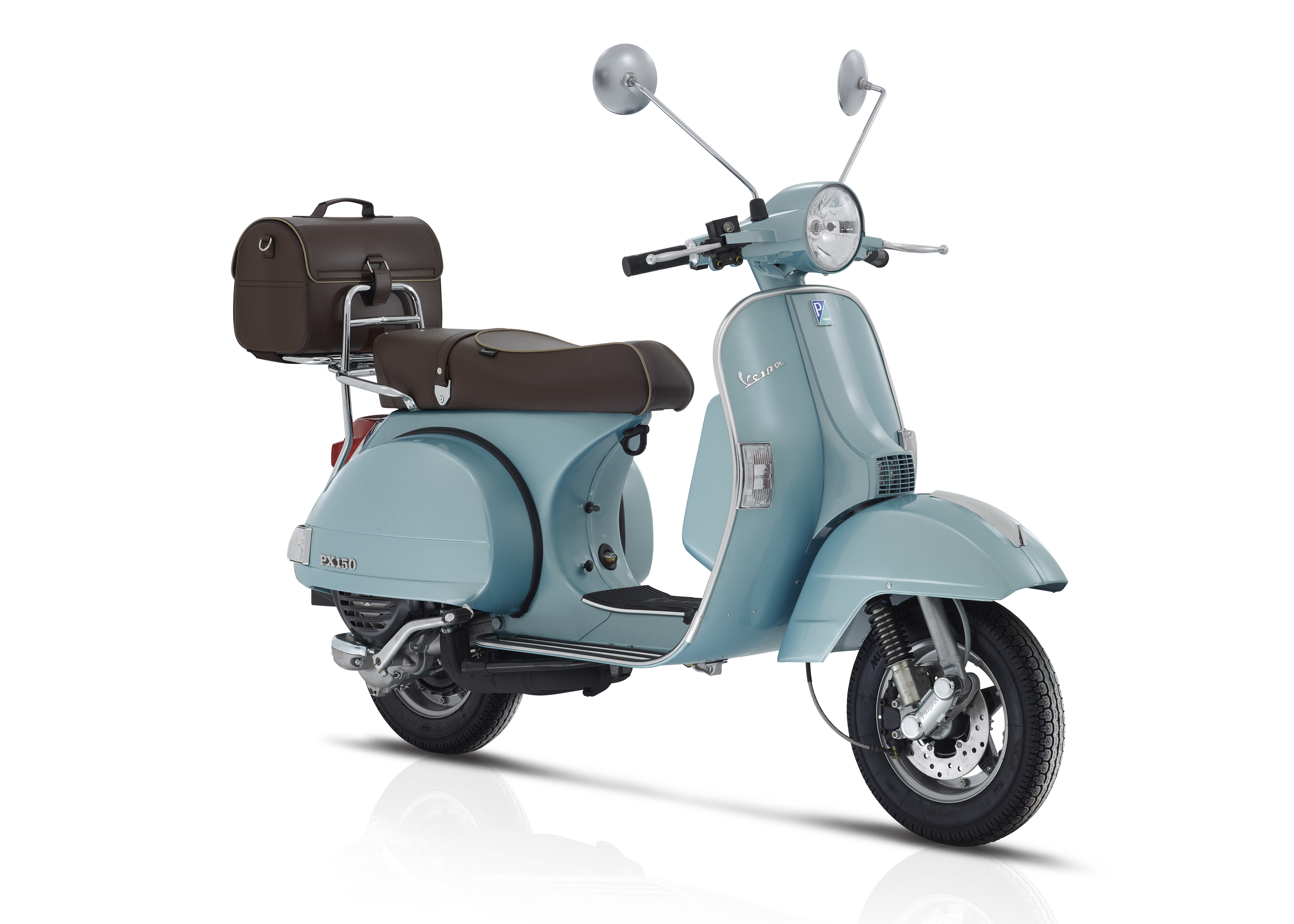 vespa px 125 70 blau 2 rad bossi gmbh wil. Black Bedroom Furniture Sets. Home Design Ideas